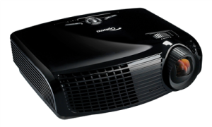 The Optoma GT750E  projector can turn any video game into a full-emersion experience.